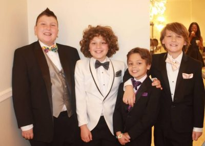 HFH 33 boys formal